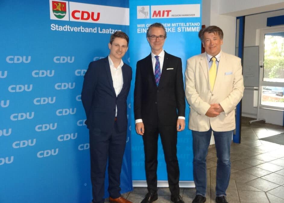 Wirtschaftsempfang CDU und MIT Laatzen