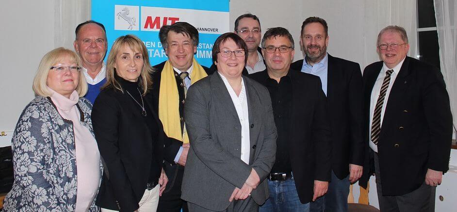 Nina Schwindling führt Barsinghäuser Mittelstand