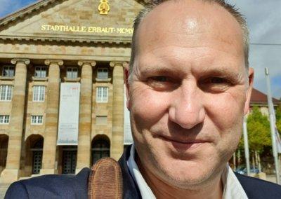 Sven Jagata Bundesmittelstandstag 2019 in Kassel